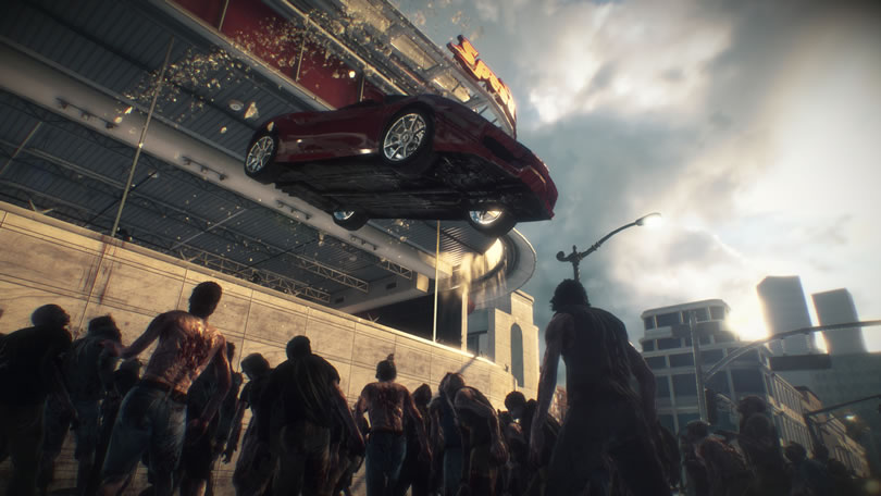 Vehicles (Dead Rising 3)