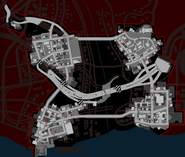 Survivors on map