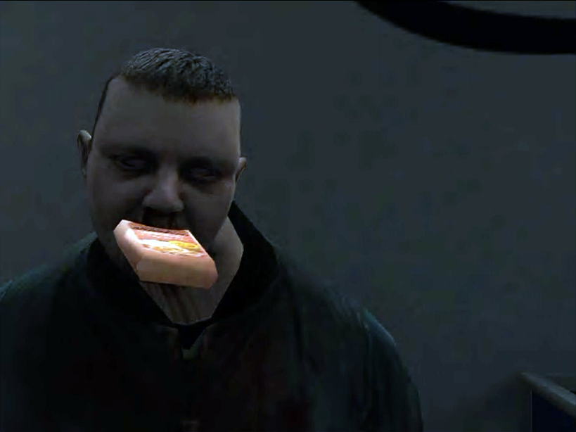 Dead rising shampoo in zombies mouths.png