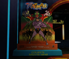 Ratman cutout