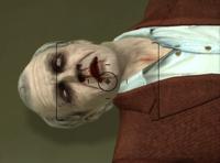 Barnaby Zombie Closeup