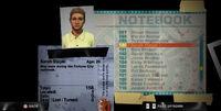 Dead rising sarah notebook
