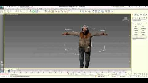 Dead rising autodesk 3d cletus rotation moving arms-0