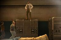 Dead rising Robert on crates
