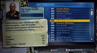 Boykin Notebook OTR