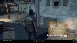 Death Mask Reaper Blueprint