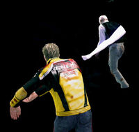 Dead rising mannequin female left leg attack (4)