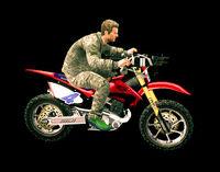 Dead rising machinegun bike ready (3)