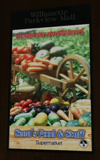 Seon's Food & Stuff Ad