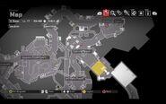 Capcom Treasure Elevator Mall Map