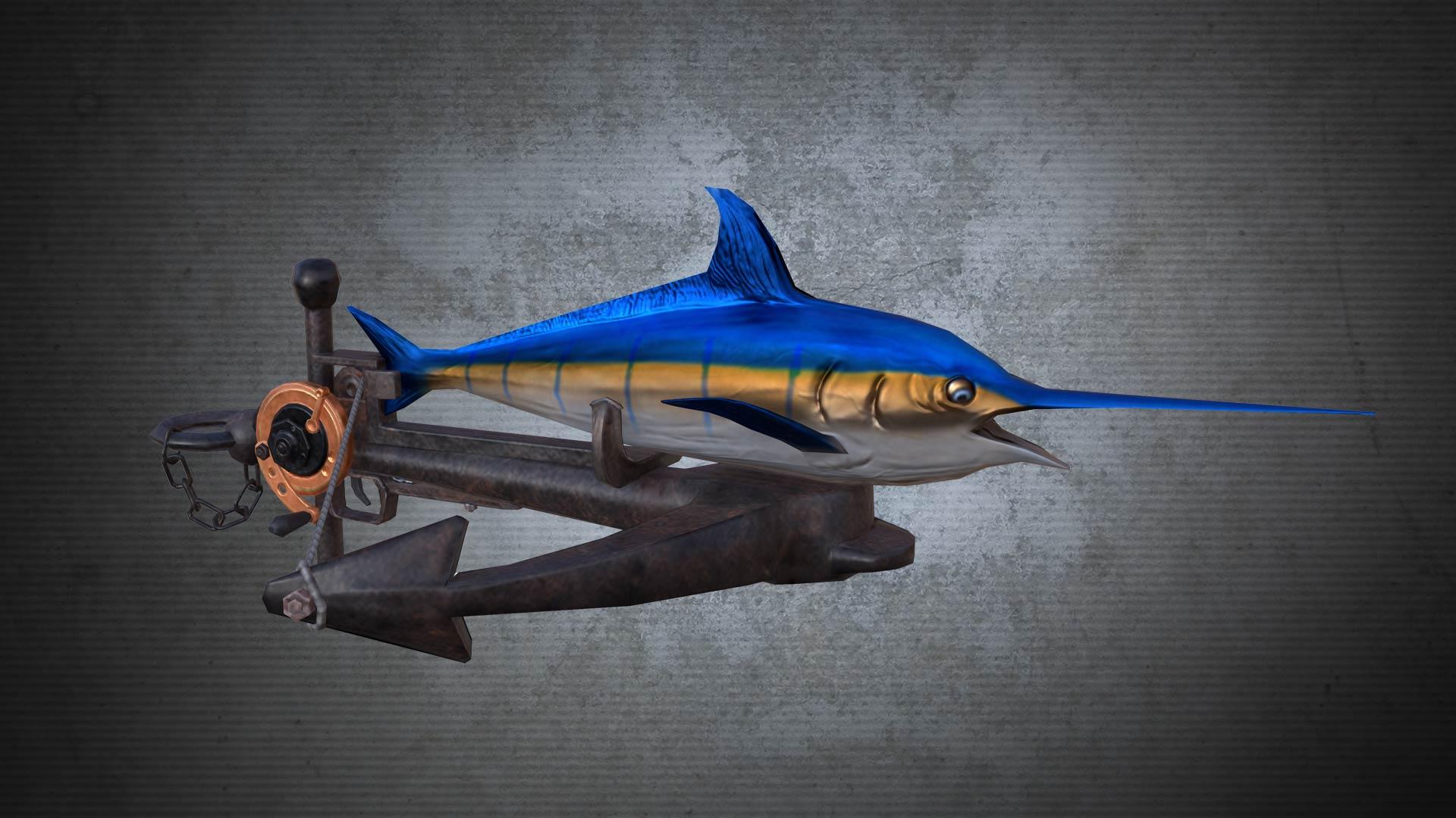 Fish Launcher