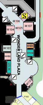 Wonderland Plaza 1st floor