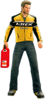 Dead rising gasoline canister holding