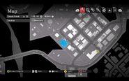 Capcom Treasure Old Town Shelter Map