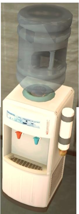 Water Cooler (Dead Rising 3)