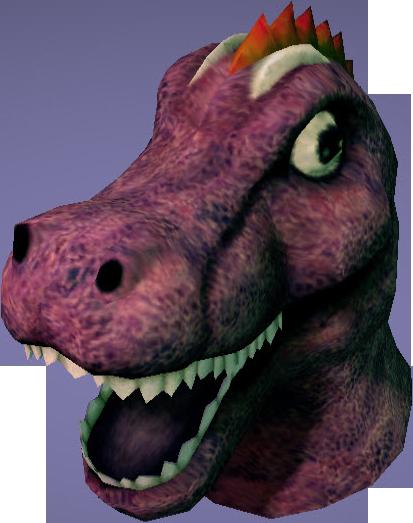 Lizard Mask