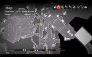 Capcom Star Parking Garage Map