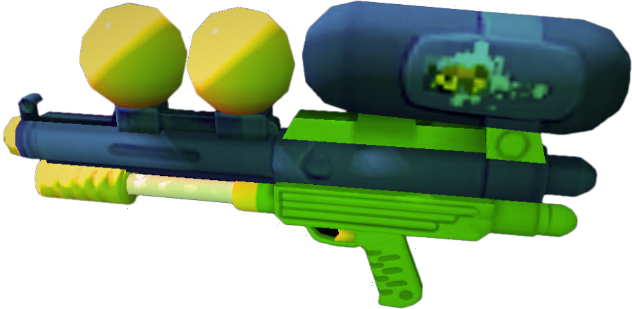 Water Gun (Dead Rising 3)