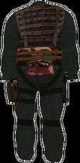 Dead rising Special Forces Uniform back