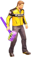 Dead rising space hammer holding