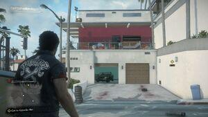 Meryl's House Exterior 1