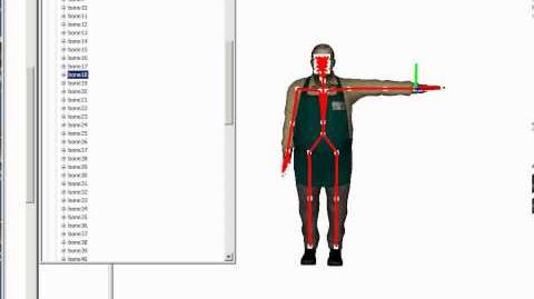 Dead rising how to move joints in noesis