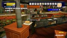 Dead rising oven chris's fine food bonus
