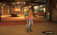 Dead rising large wrench zombie