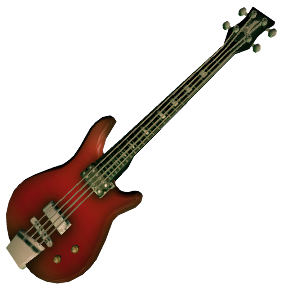 Bass Guitar (Dead Rising 3)