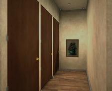 J.F. Nichols Fitting Rooms