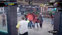 Dead rising 2 spray paint red zombies justin tv