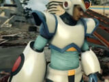Mega Man X Outfit