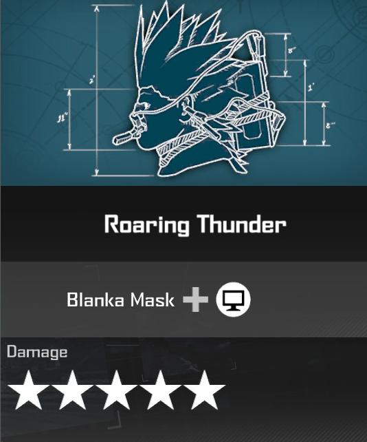 Roaring Thunder (Dead Rising 4)