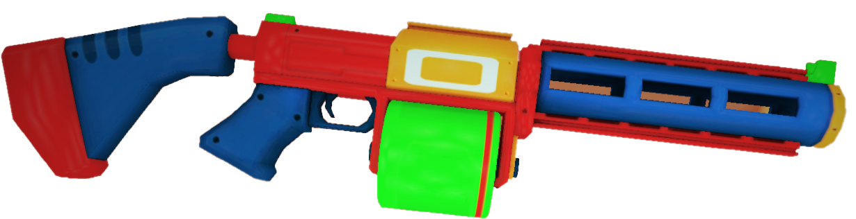 Toy Spitball Gun (Dead Rising 3)