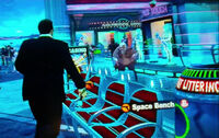 Dead rising space bench name