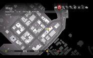 Capcom Treasure Fire Hall Truck. Map