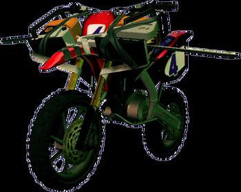 Combo Bike