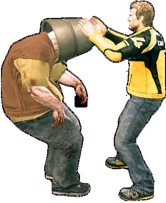 Dead rising bucket on fat zombies head.png