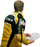 Dead rising plates throwing