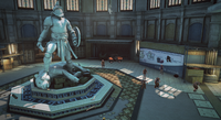 Dead rising South Plaza Fortune City Arena Entrance
