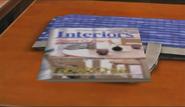 Dead rising interior book