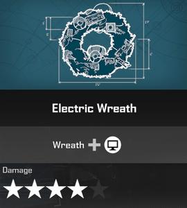 Electric Wreath Blueprints