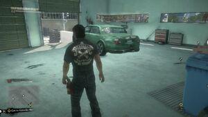 Meryl's House Garage