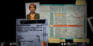 Dead rising stacey notebook 3 identical entries