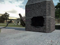 Dead rising helicopter crashed into clock tower (3)