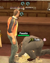 Dead rising 2 fausto puking