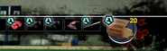 Dead rising 2 combo weapons items blink when match