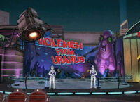 Dead rising Molemen from Uranus