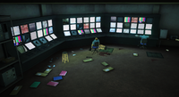 Dead rising fortune city arena security room