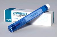 Zombrex syringe